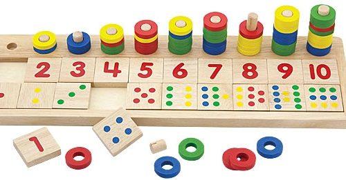 Kako naučiti dijete smisleno brojanje?